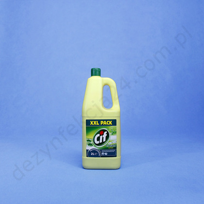 Cif Professional Cream Lemon 2 L.